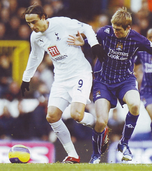 tottenham away 2007 to 08 action3