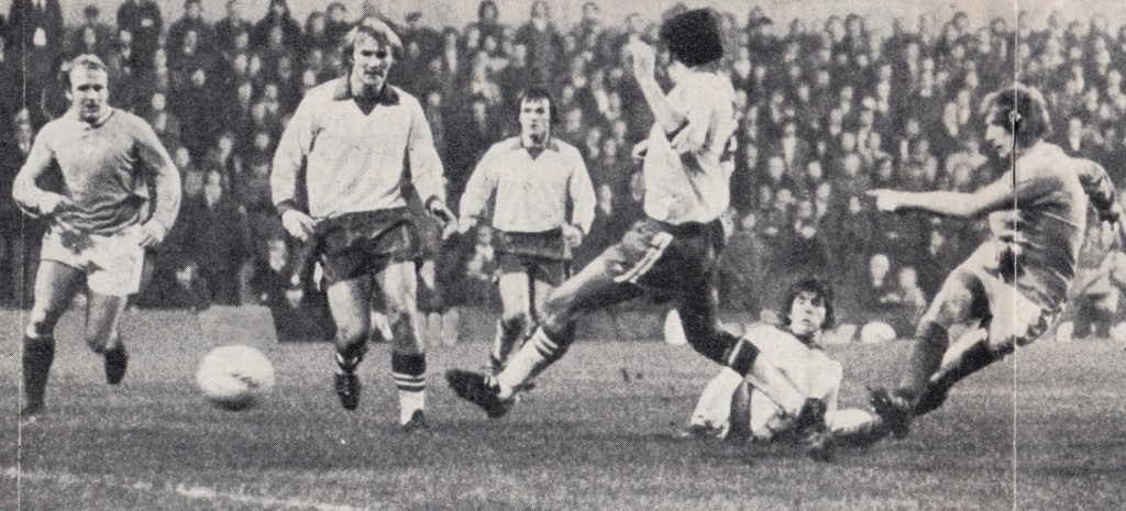 walsall replay 1973 to 74 Bell goal 2-0