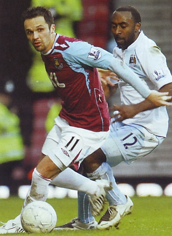 west ham away fa cup 2007 to 08 action