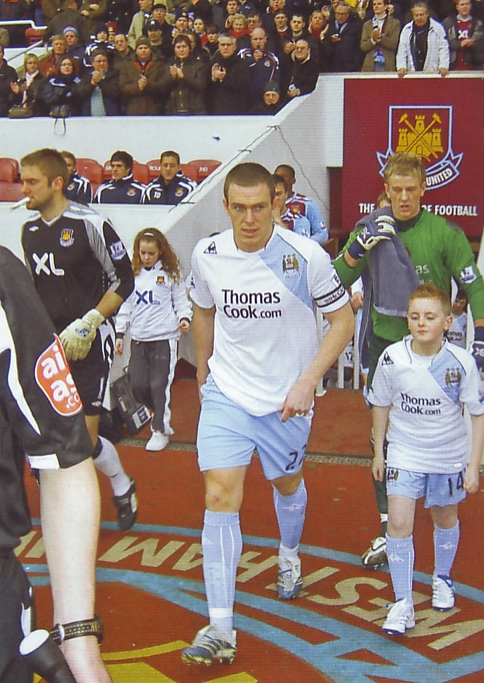 west ham away fa cup 2007 to 08 tunnel