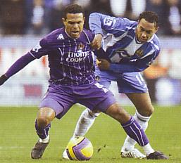 wigan away 2007 to 08 action