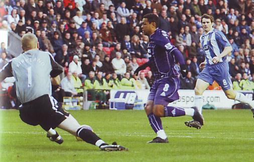 wigan away 2007 to 08 geo goal