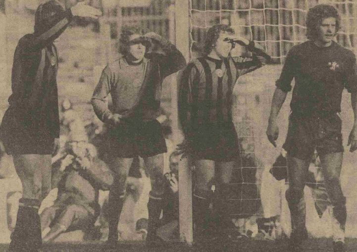 chelsea away 1973 to 74 action