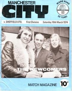 sheff u home 1973 to 74 prog