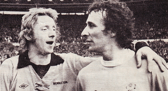 wolves league cup final 1973 to 74 action