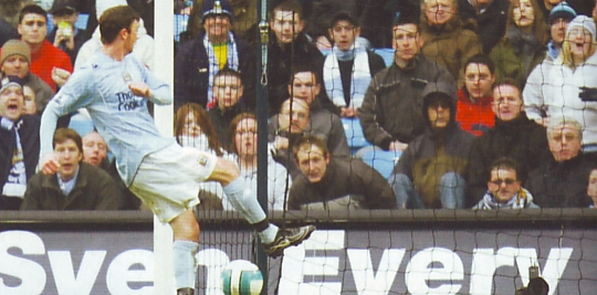 tottenham home 2007 to 08 ireland goal