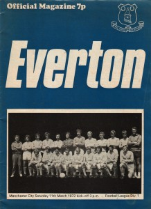everton away 1971 to 72 prog