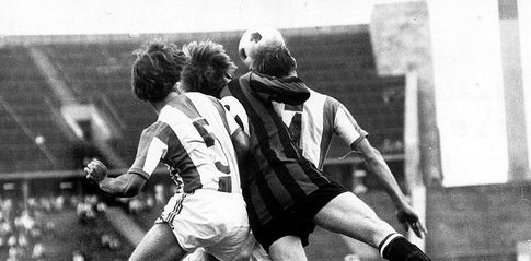 hertha away friendly 1971 to 72 action