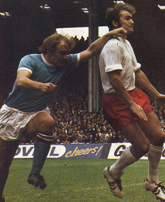leeds home 1971 to 72 action