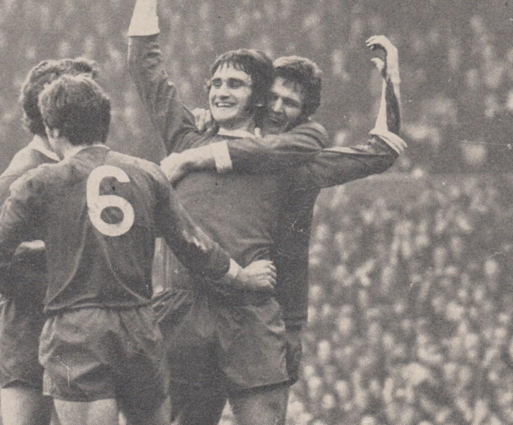 liverpool away 1971 to 72 lloyd goal