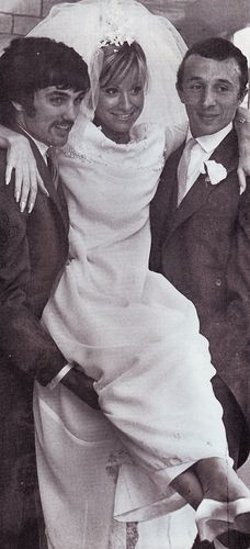 mikes wedding to tina with best 1968