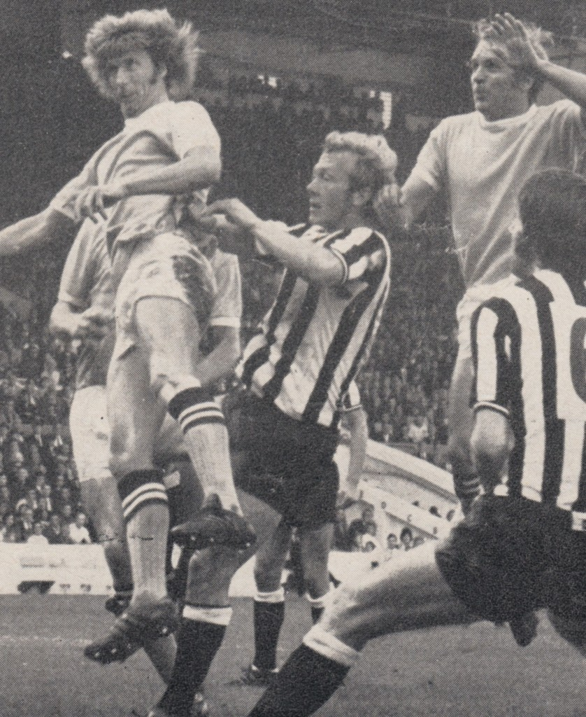 newcastle home 1971 to 72 action4