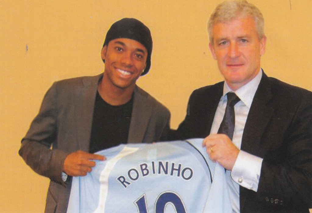2008 to 09 robinho joins