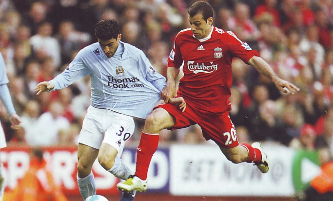 liverpool away 2007 to 08 action2