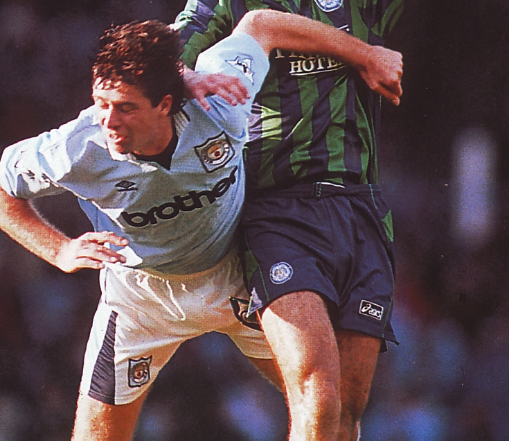 Leeds home 1995 to 96 action4