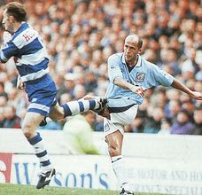 Qpr home 1995 to 96 action