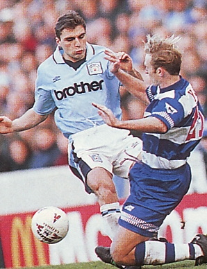 Qpr home 1995 to 96 action2