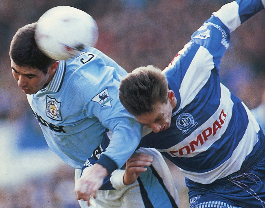 Qpr home 1995 to 96 action3
