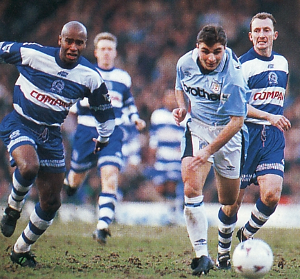 Qpr home 1995 to 96 action4