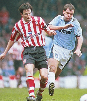 Southampton home 1995 to 96 action3