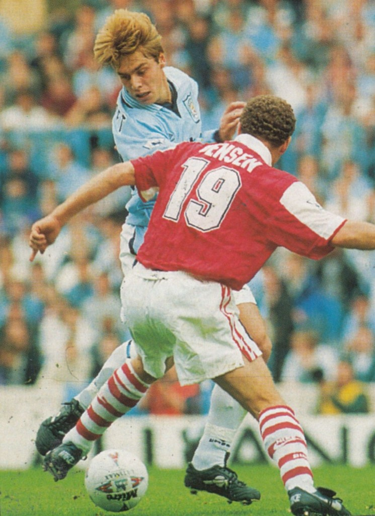 arsenal home 1995 to 96 action12