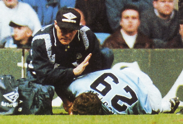 bolton home 1995 to 96 foster dislocated shoulder