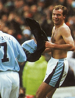 coventry home 1995 to 96 rosler goal celeb1