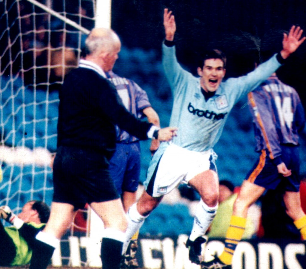 coventry home fa cup 1995 to 96 clough goal