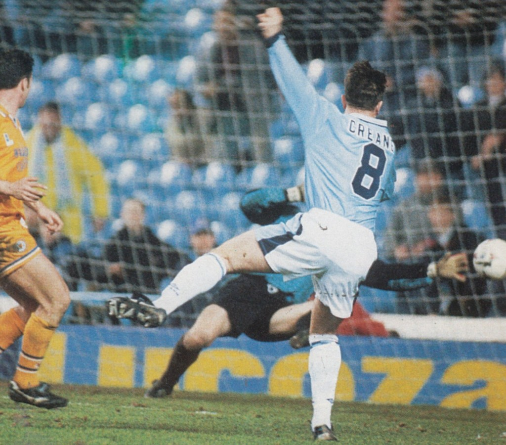 leicester home fa cup 1995 to 96 action7