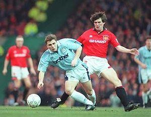 man u away fa cup 1995 to 96 actiona
