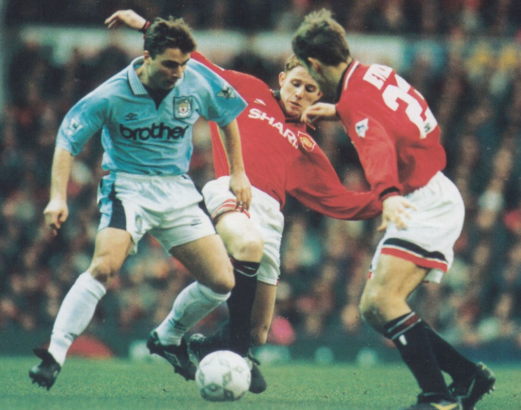 man utd away fa cup 1995 to 96 action10