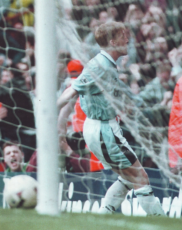 aston villa away 1995 to 96 lomas goal