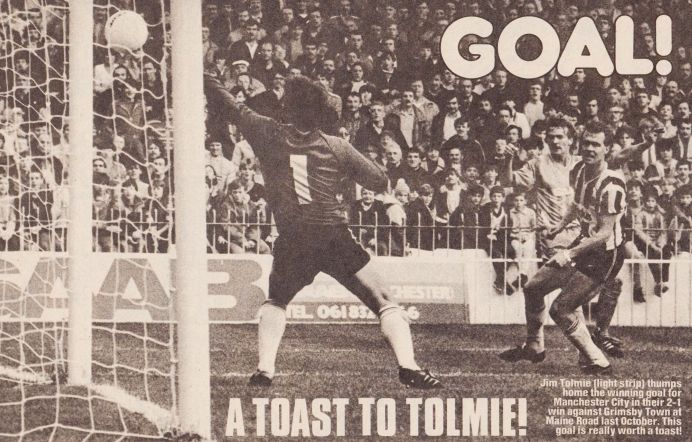 grimsby home 1983 to 84 tolmie goal ROTR