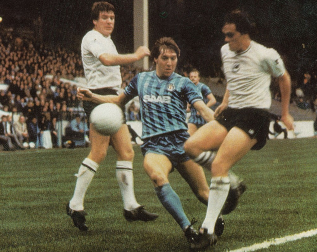 swansea home 1983 to 84 action5