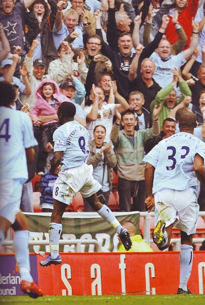Sunderland away 2008 to 09 swp celeb2