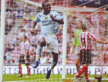 Sunderland away 2008 to 09 swp celeb3