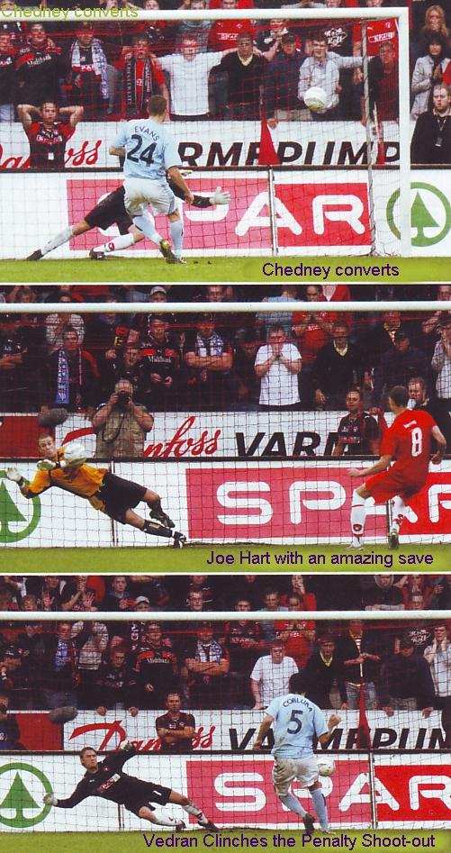 fc Midtjylland away 2008 to 09 penalties