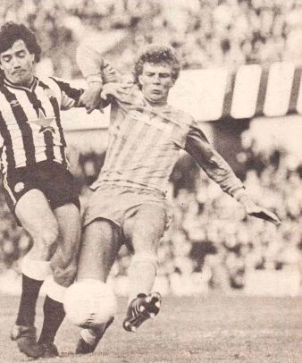 newcastle away 1983 to 84 action2