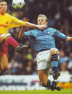 Watford home 2001 to 02 action3