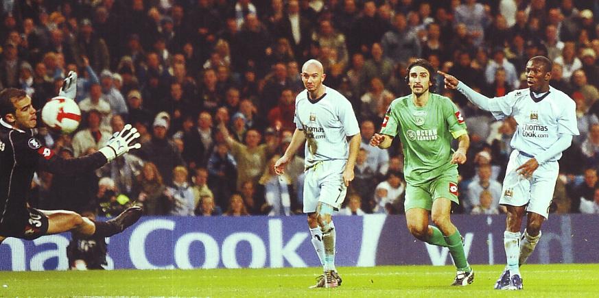 omonia home 2008 to 09 swp goal
