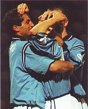 Notts county league cup 2001 to 02 shuker goal celeb