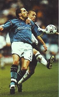 Preston away 2001 to 02 action