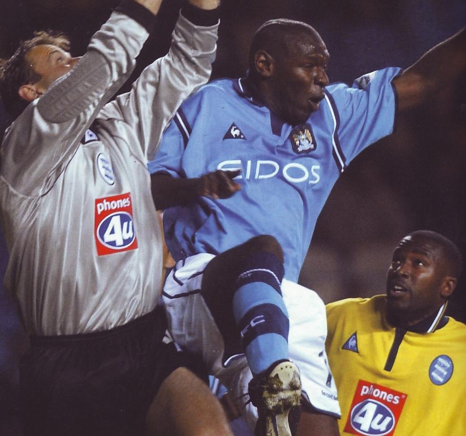 birmingham home league cup 2001 to 02 action2
