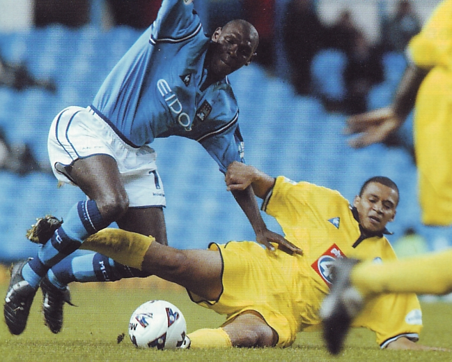 birmingham home league cup 2001 to 02 action3