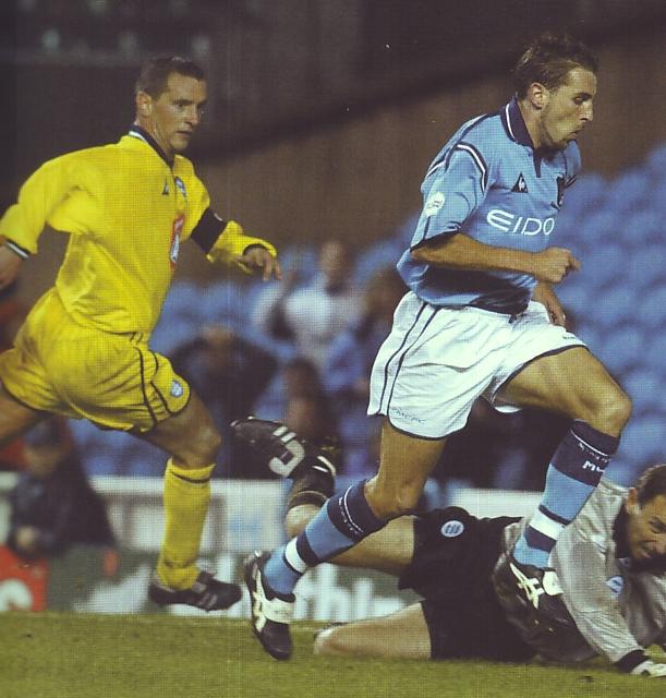 birmingham home league cup 2001 to 02 huckerby 6th goal