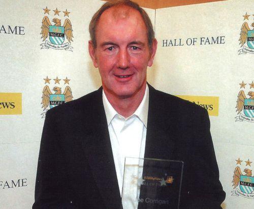 joe corrigan award