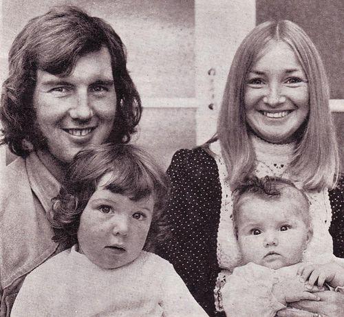 joe wife val sara emma 1973