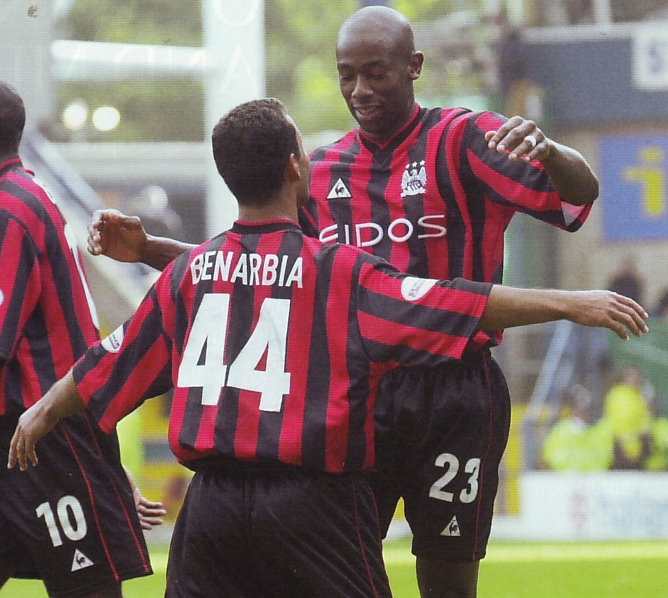 sheff wed away 2001 to 02 wanchope goal 1 celeb