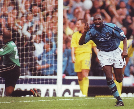 stockport home 2001 to 02 goater city 2nd goal