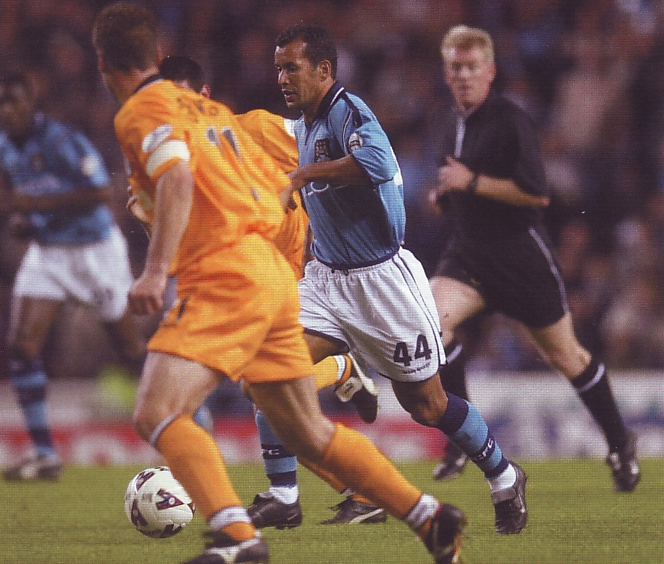 Grimsby home 2001 to 02 action